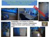 Chambre enfant évolutive Marque Sauthon 500 Morigny-Champigny (91)