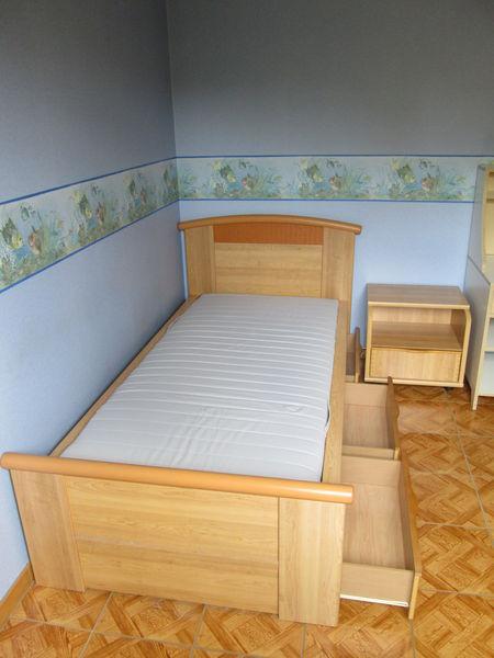 Achetez chambre enfant ado occasion annonce vente for Meuble gautier chambre