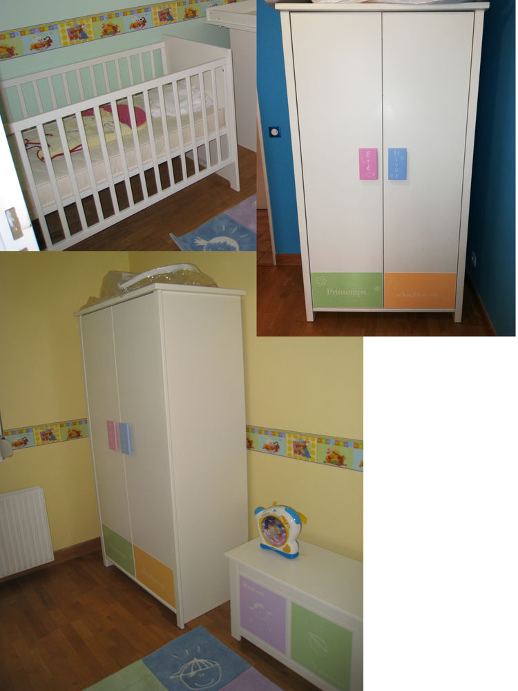 Chambre d'enfants Sauthon  600 Lyon 7 (69)