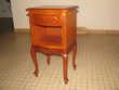 Chambre merisier (armoire lit chevet) Meubles