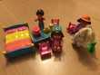 Chambre et personnages pour maison Dora