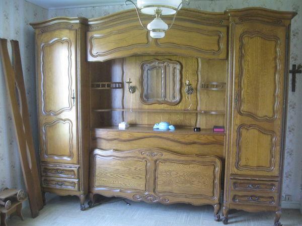 achetez chambre lit pont occasion annonce vente cond sur noireau 14 wb149618206. Black Bedroom Furniture Sets. Home Design Ideas