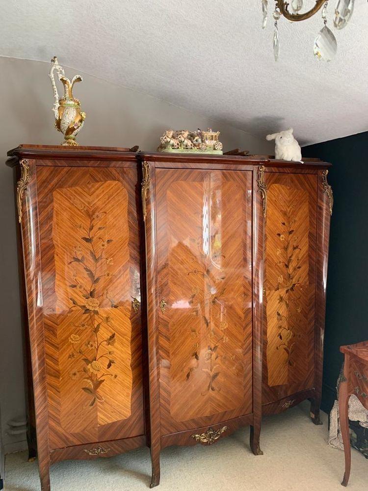 Chambre style louis xv 1400 Armentières (59)