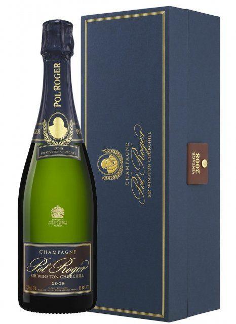 Champagne Pol Roger Winston Churchill 2008 300 Nancy (54)