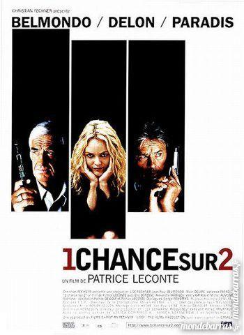 K7 Vhs: 1 chance sur 2 (313) 6 Saint-Quentin (02)