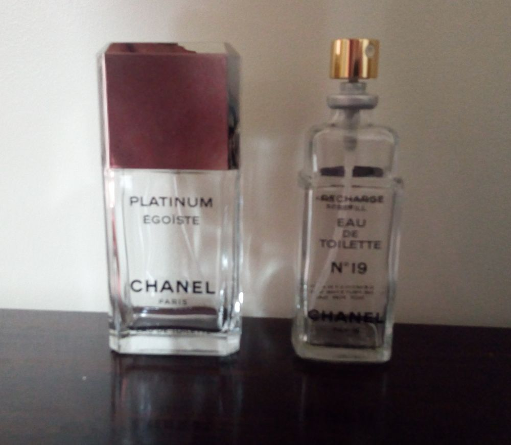 CHANEL flacon de parfum VIDES 5 Chaumont-en-Vexin (60)
