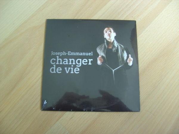 EP  Changer de vie  de Joseph-Emmanuel (Neuf) 8 Ardoix (07)