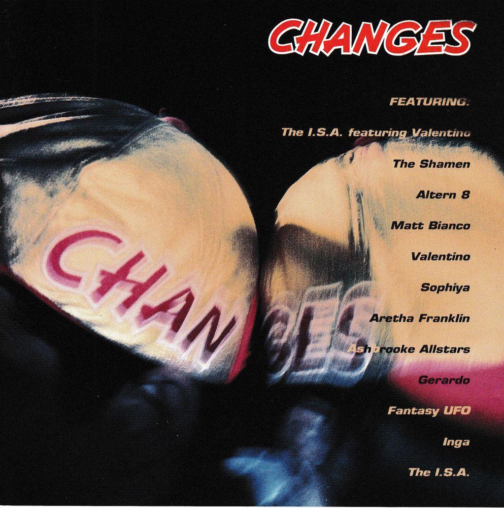 CD       Changes     Compilation 5 Bagnolet (93)