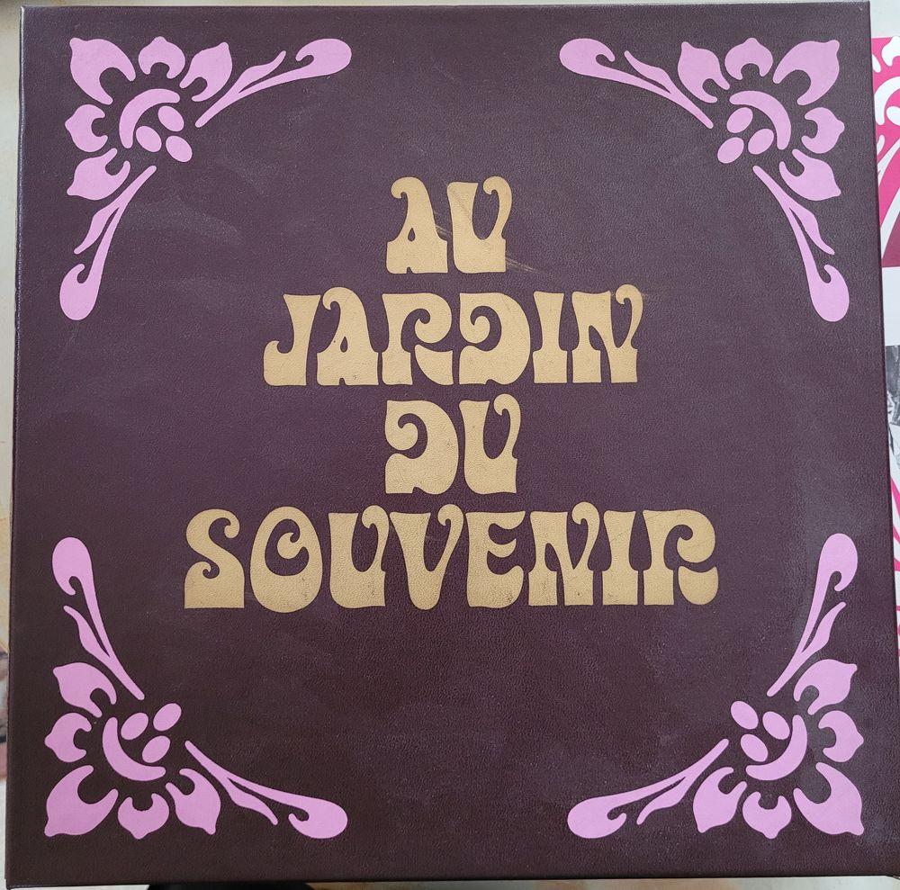 CHANSON FRANÇAISE coffret 12 vinyl Au Jardin du Souvenir 10 Juvisy-sur-Orge (91)