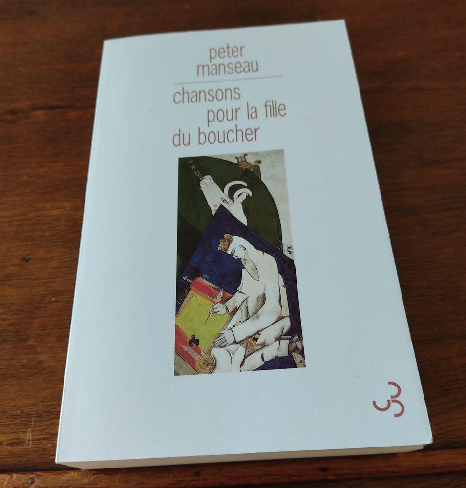 Chansons pour la fille du boucher de Peter MANSEAU 3 Paris 11 (75)