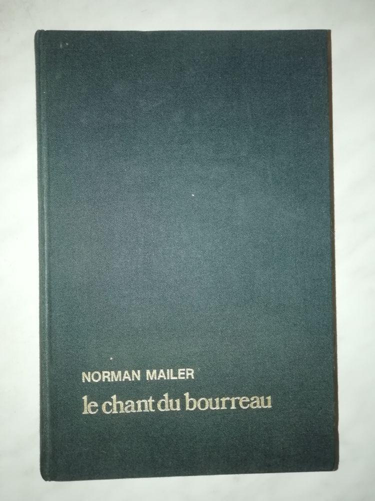 Le chant du bourreau Norman Mailer 2 Montpellier (34)