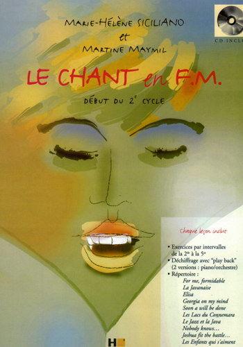 LE CHANT EN F.M. début de 2è cycle avec CD 15 Albi (81)