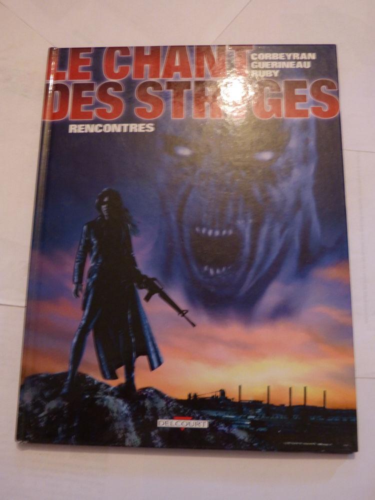 BD  -  LE CHANT DES STRYGES N° 7 édition originale 10 Brest (29)