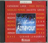 cd  Ils Chantent Aznavour (etat neuf) 4 Martigues (13)