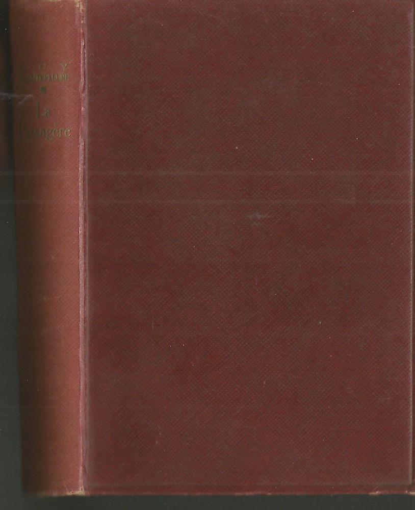 Guy CHANTEPLEURE La passagère - Collection POURPRE 2 Montauban (82)