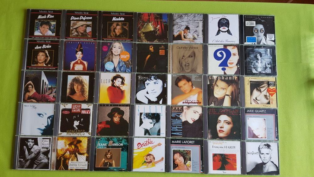 LES CHANTEUSES  CD 0 Montpellier (34)