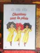 DVD CHANTONS SOUS LA PLUIE GENE KELLY 5 Attainville (95)