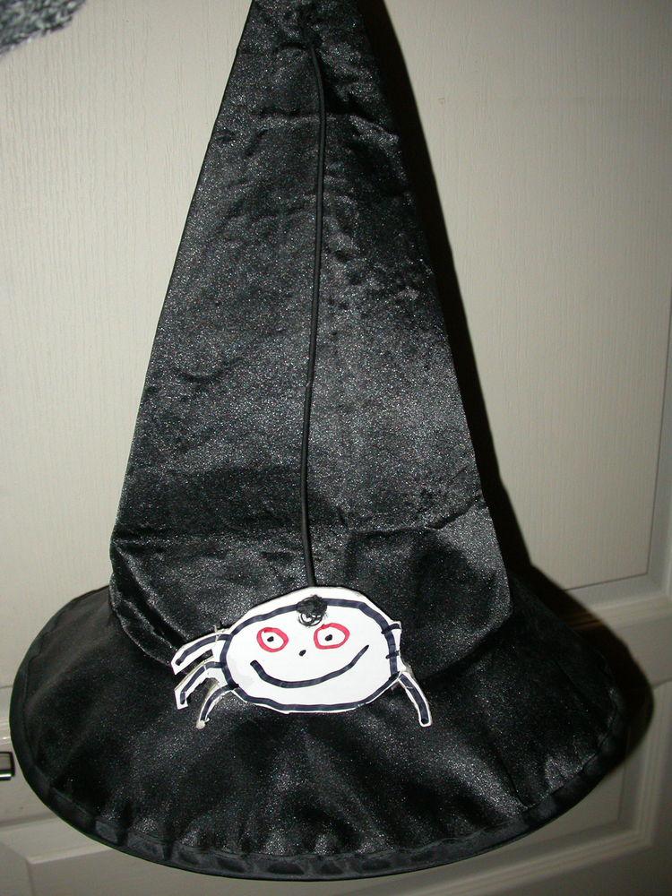 chapeau de sorcière  Halloween, pour enfant 8/10 ans 3 Auvers-sur-Oise (95)
