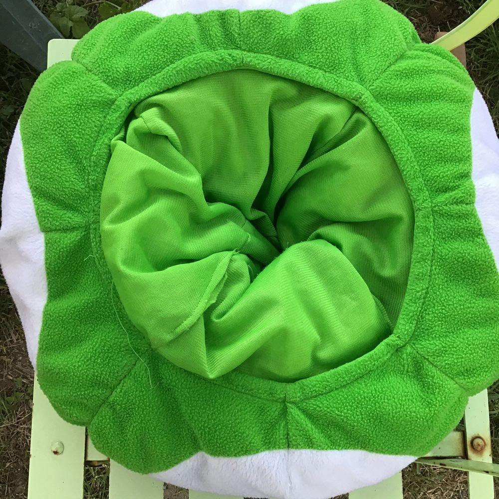 Chapeau TOAD vert et blanc 6 Verneuil-sur-Avre (27)