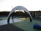 Chapiteau gonflable Airtent. 750 Charantonnay (38)