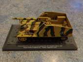 CHAR MINIATURE Sd.Kfz. 165 Hummel 15 Redon (35)