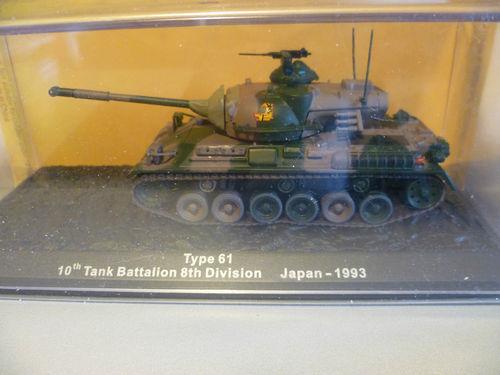 CHAR TYPE 61 JAPAN de 1993