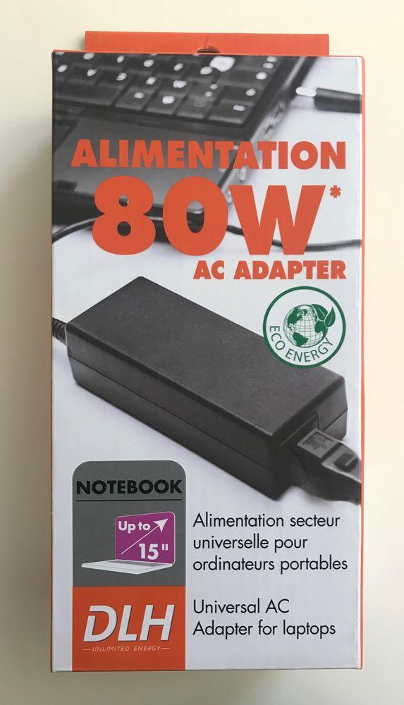 Chargeur Alimentation 80W AC ADAPTER Matériel informatique
