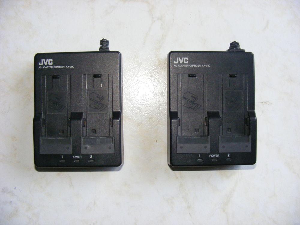 chargeur batterie JVC AA-V90EG 0 Plédran (22)