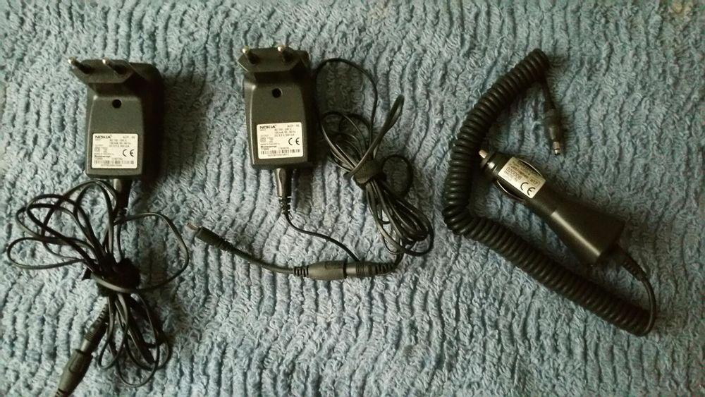 chargeur Nokia , voiture et secteur 5 Firminy (42)
