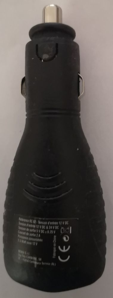 Chargeur pour allume cigare de voiture 1 Narbonne (11)