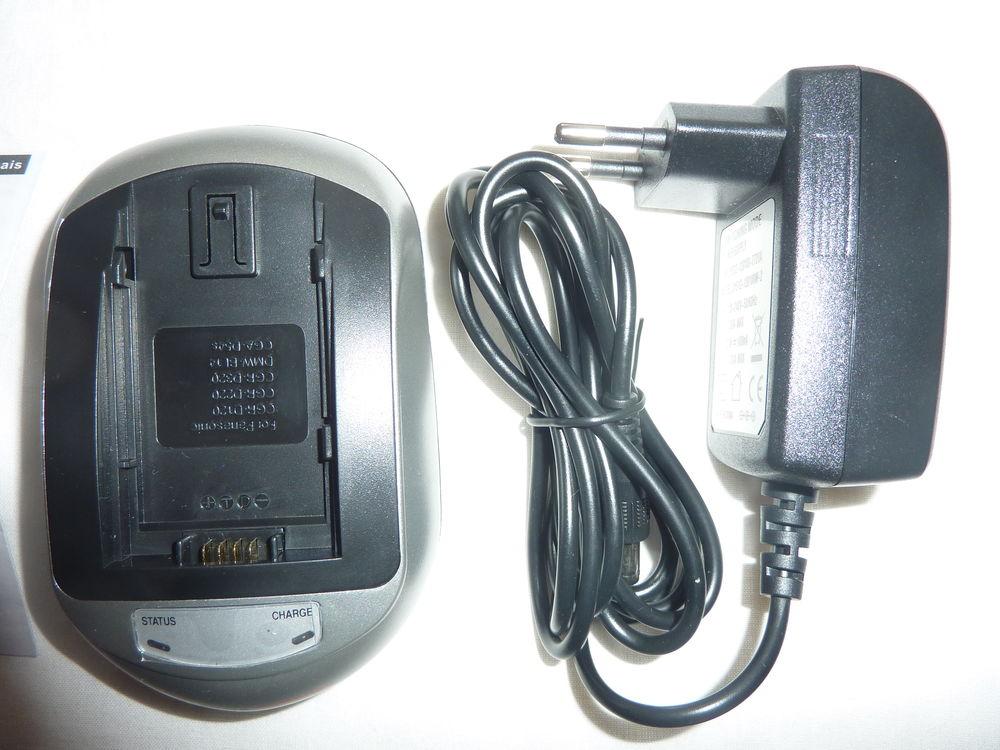 CHARGEUR pour batteries caméscope  PANASONIC 17 Anglet (64)