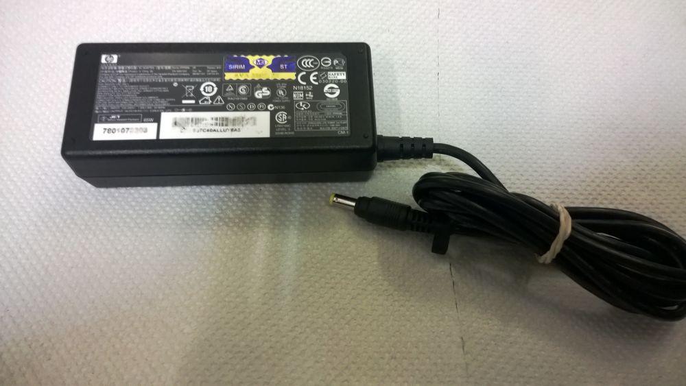 Chargeur hp 18.5V - 3.5A Matériel informatique