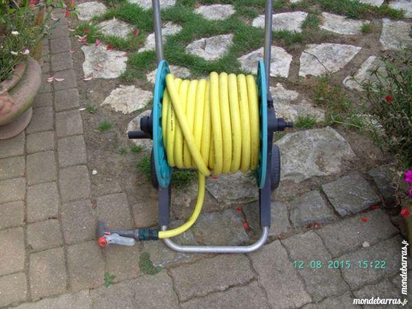 Tuyaux d 39 arrosage occasion annonces achat et vente de tuyaux d 39 arrosage paruvendu mondebarras - Tuyau arrosage retractable 50m ...