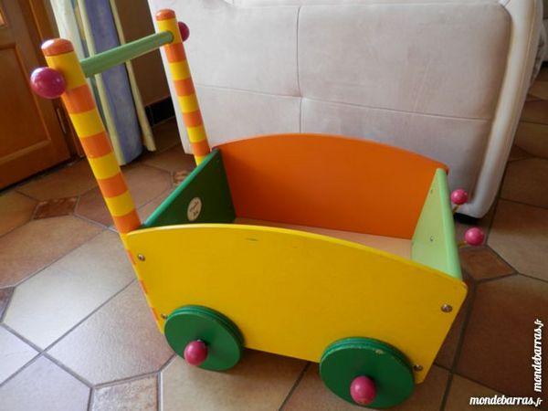 Chariot en bois 25 Noyelles-lès-Seclin (59)