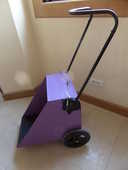 chariot à bûches métal 20 Fos-sur-Mer (13)