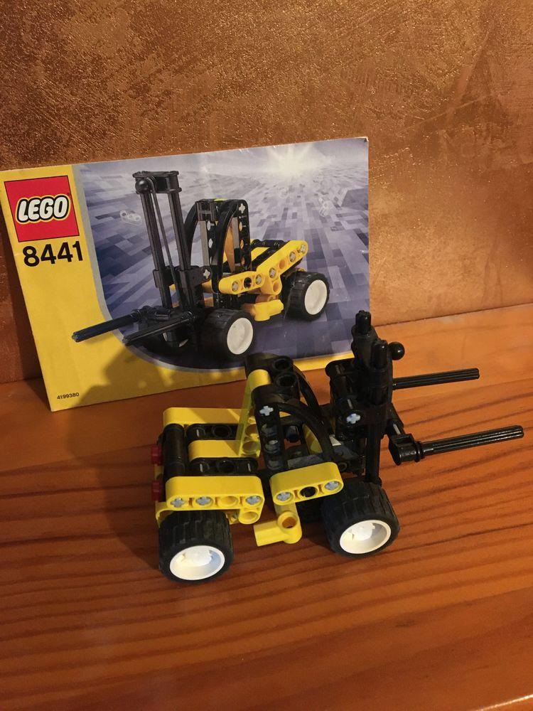 Chariot élévateur LEGO 5 Chennevières-sur-Marne (94)