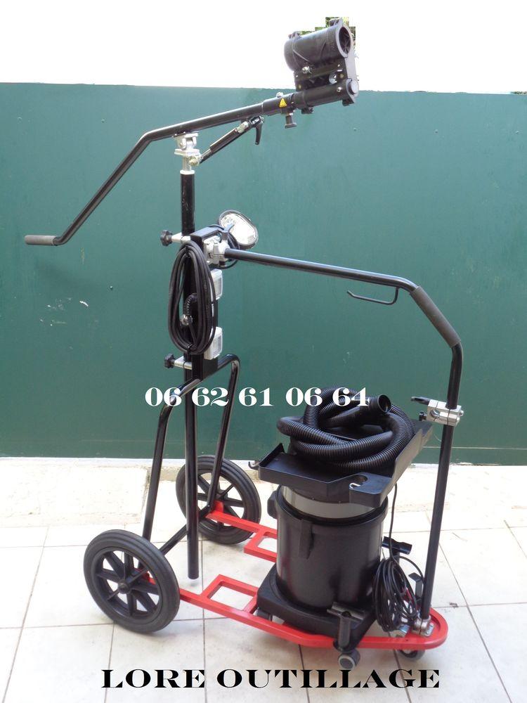 Chariot FLEX Gazelle + aspirateur FLEX BF 19L 1300 Cagnes-sur-Mer (06)