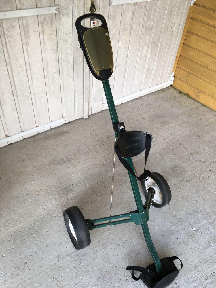 Chariot de golf manuel aluminium 25 Castres-Gironde (33)