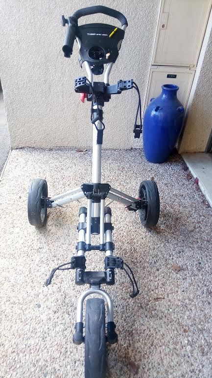 Chariot de golf Trolem one lock Sports