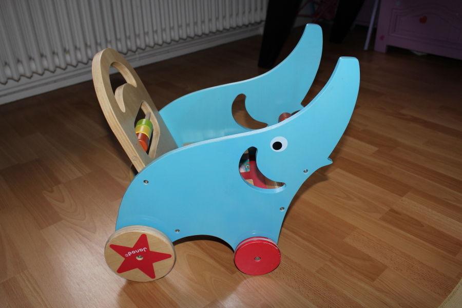 Chariot de marche JANOD 15 Soindres (78)