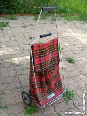 Chariot pour marché, courses... Maroquinerie