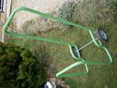 Chariot pour le transport des bûches 30 Broyes (51)