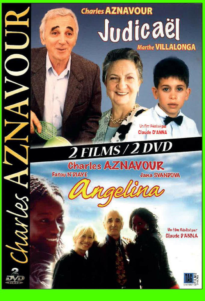 DVD Charles Aznavour : Judicaël &Angelina - 2 films -  4 Mazingarbe (62)