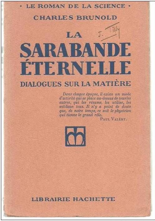 Charles BRUNOLD La sarabande éternelle 9 Montauban (82)