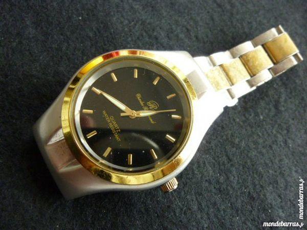 CHARLES RAYMOND 1980 montre black dial DIV0150 50 Metz (57)