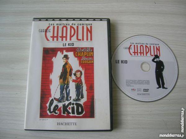DVD LE KID - Charlie Chaplin (CHARLOT) 7 Nantes (44)