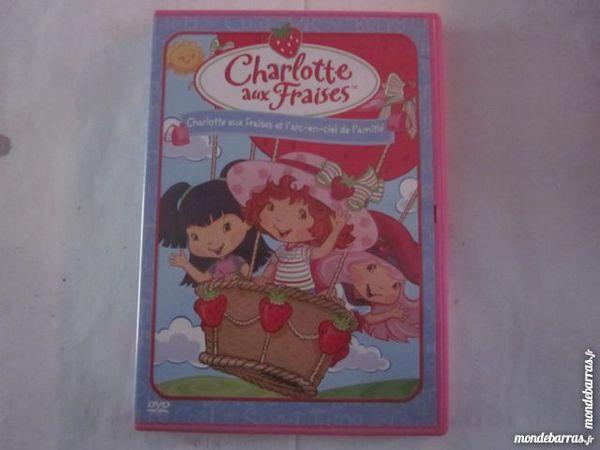 DVD CHARLOTTE AUX FRAISES  et l'arc en ciel de l'a 2 Brest (29)