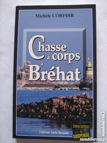 CHASSE A CORPS A BREHAT policier  BRETON BARGAIN 3 Brest (29)