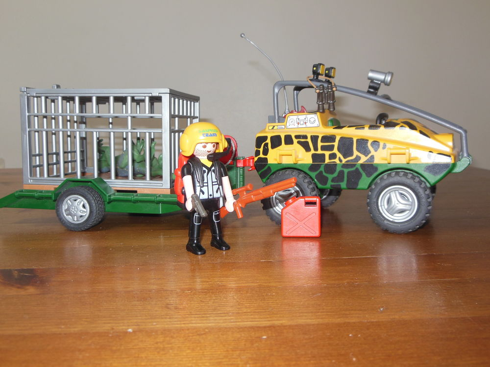 Chasseur dinosaure playmobil 10 Lille (59)