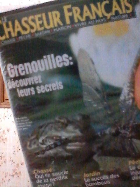 Chasseur Français  1 Saint-Quentin-sur-Nohain (58)